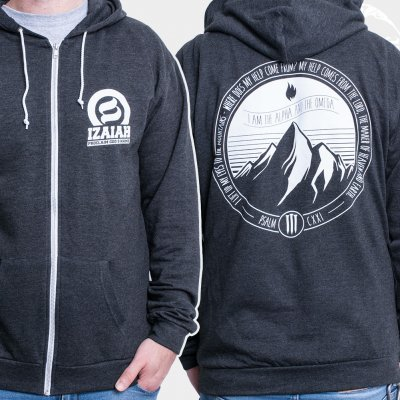 izaiah - Mountain | Zip-Hood