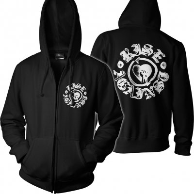 Rise Against - Stamp | Zip-Hood