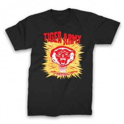 Tiger Army - Firefall | T-Shirt