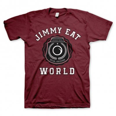 Jimmy Eat World - Collegiate | T-Shirt