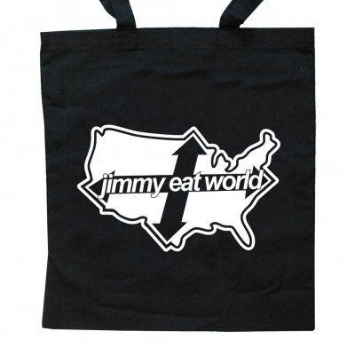 jimmy-eat-world - Across | Totebag