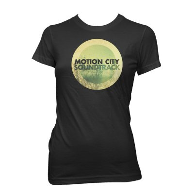 Motion City Soundtrack - Album | Girl Fitted T-Shirt