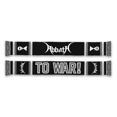 Abbath - To War |Scarf