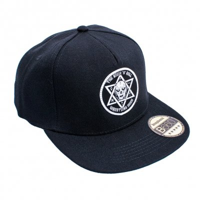 the-rock-n-roll-wrestling-bash - Crew | Snapback Cap