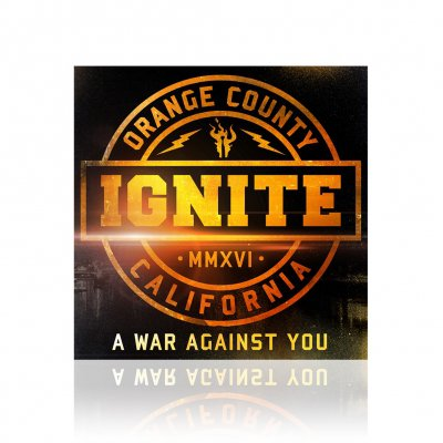 Ignite - A War Against You | CD