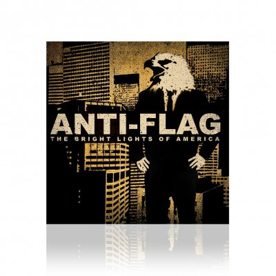 anti-flag - The Bright Lights Of America | CD