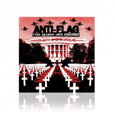 anti-flag - For Blood And Empire | CD