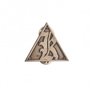 shop - Triangle | Metal Pin