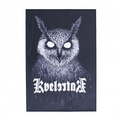 shop - Barlett Owl | Backpatch