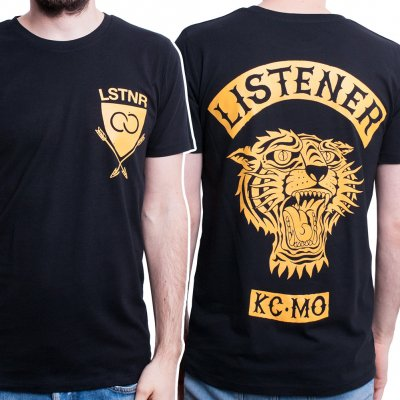 Listener - Motorcycle Tiger | T-Shirt