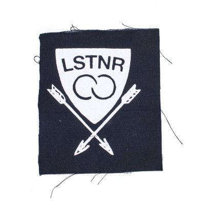 Listener - Shield Logo | Patch