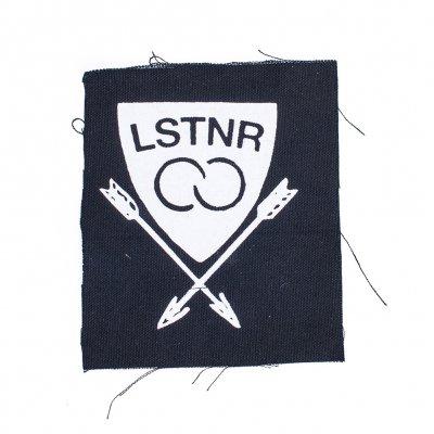 Listener - Shield Logo | Patch