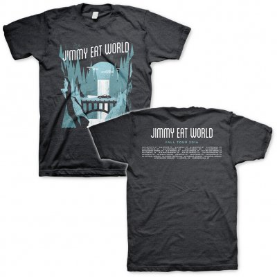 jimmy-eat-world - Car Bridge Tour | T-Shirt