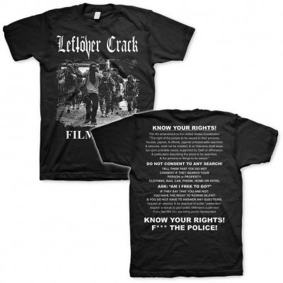 leftover-crack - Film Cops | T-Shirt