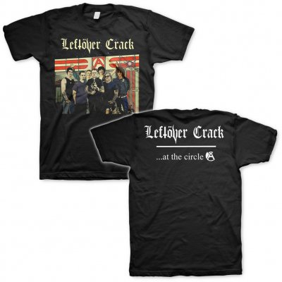 leftover-crack - Bandphoto | T-Shirt