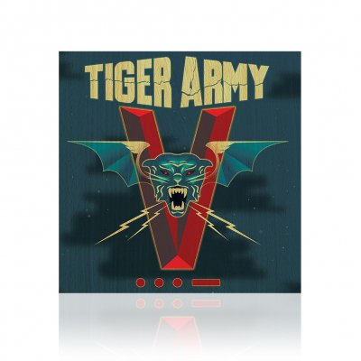 Tiger Army - V | CD