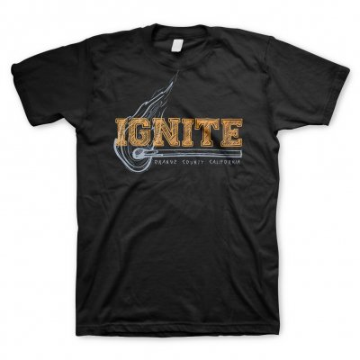 ignite - Scribble | T-Shirt