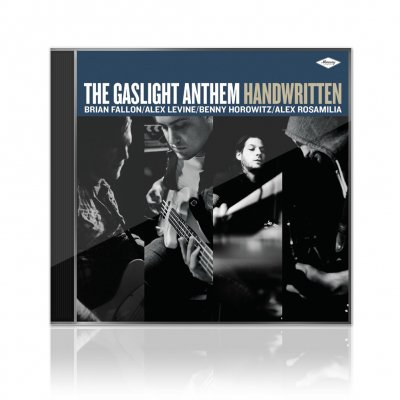 the-gaslight-anthem - Handwritten | CD