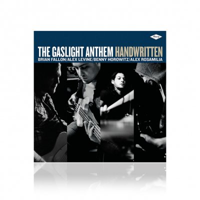 the-gaslight-anthem - Handwritten | Deluxe CD