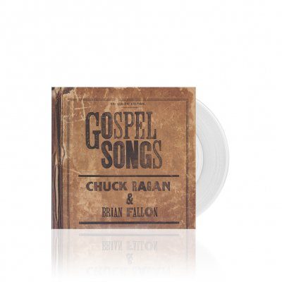 Brian Fallon/Chuck Ragan - Gospel Songs | Clear 7 inch