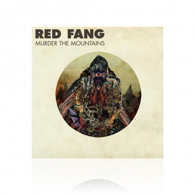 red-fang - Murder The Mountains | CD