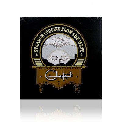 clutch - Strange Cousins From The West | CD