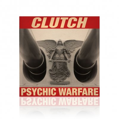 clutch - Psychic Warfare | CD