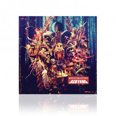 Red Fang - Whales And Leeches | CD
