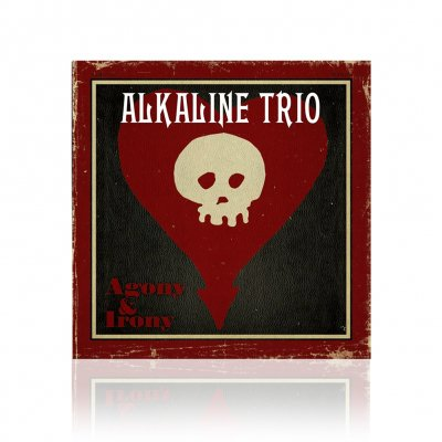 alkaline-trio - Agony & Irony | CD