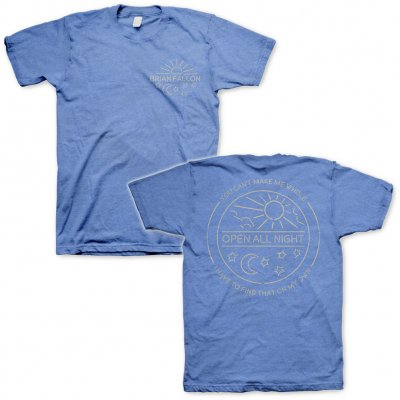 brian-fallon - Open All Night | T-Shirt