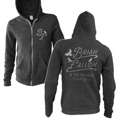 Brian Fallon - Crows | Zip-Hood