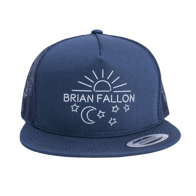 brian-fallon - Open All Night | Trucker Cap