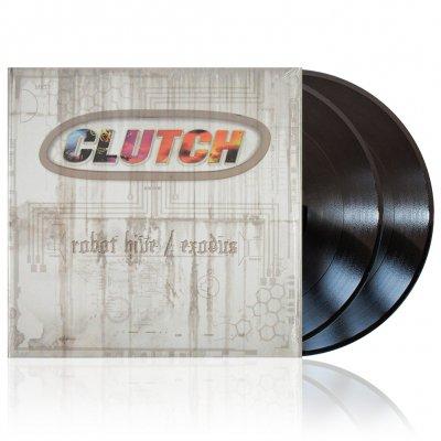 clutch - Robot Hive/Exodus | 2xVinyl