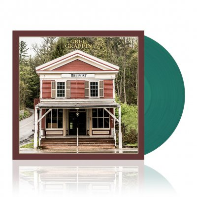 anti-records - Millport | Transparent Green Vinyl