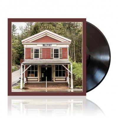 Greg Graffin - Millport | Black Vinyl