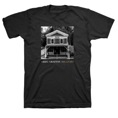 greg-graffin - Millport | T-Shirt