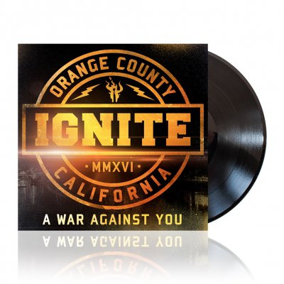 Ignite - A War Against You | 180g Black Vinyl