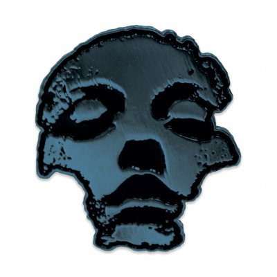 shop - Jane Doe Metallic Blue | Enamel Pin