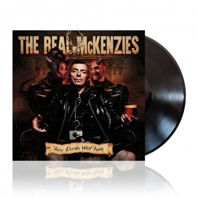 The Real McKenzies - Two Devils Will Talk | Black Vinyl