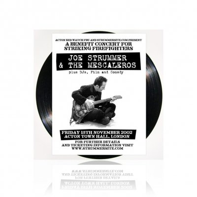 Joe Strummer & The Mescaleros - Live At Acton | 2xVinyl