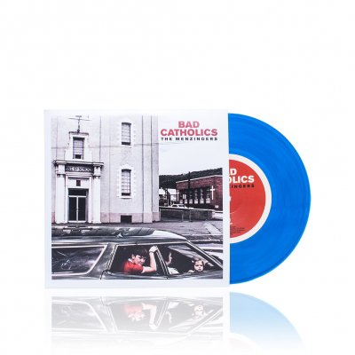 shop - Bad Catholics | Blue 7 Inch