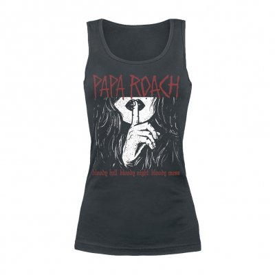 papa-roach - Bloody Hell | Girl Tank Top
