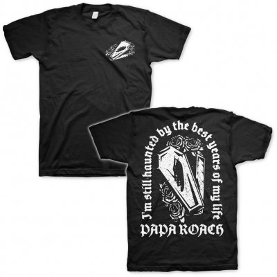 papa-roach - Coffin| T-Shirt