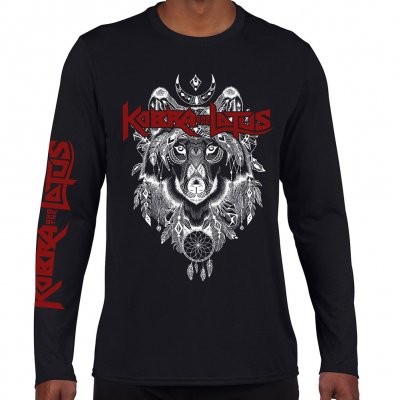 kobra-and-the-lotus - White Wolf Tour | Longsleeve