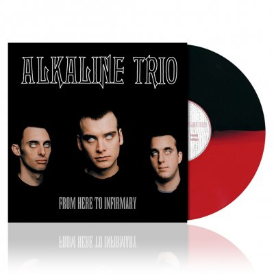 alkaline-trio - From Here To Infirmary | Red/Blk Vinyl