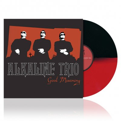 alkaline-trio - Good Mourning | Red/Black Vinyl