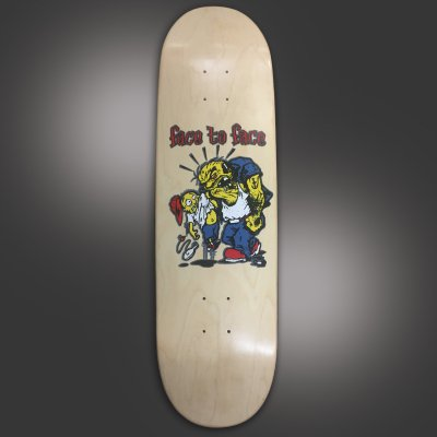 Face To Face - Dad & Kid | Skatedeck