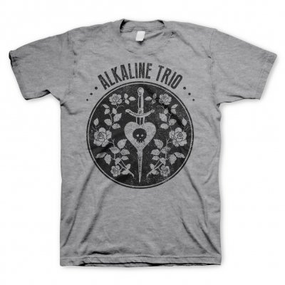 alkaline-trio - Emblem Black | T-Shirt