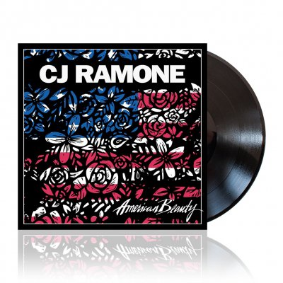 CJ Ramone - American Beauty | Black Vinyl