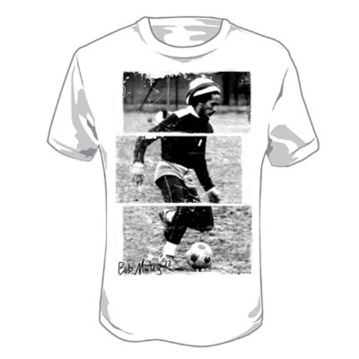 Bob Marley - Soccer 77 | T-Shirt